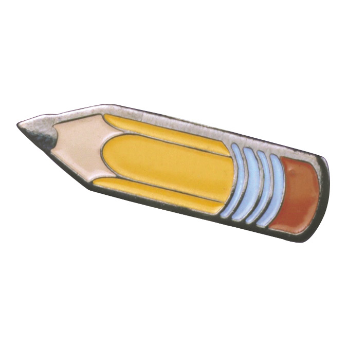 Pencil Recognition Pin