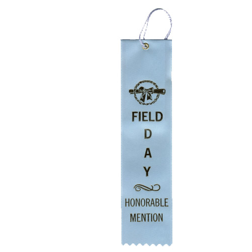 "2"" x 8"" Field Day Honorable Mention"