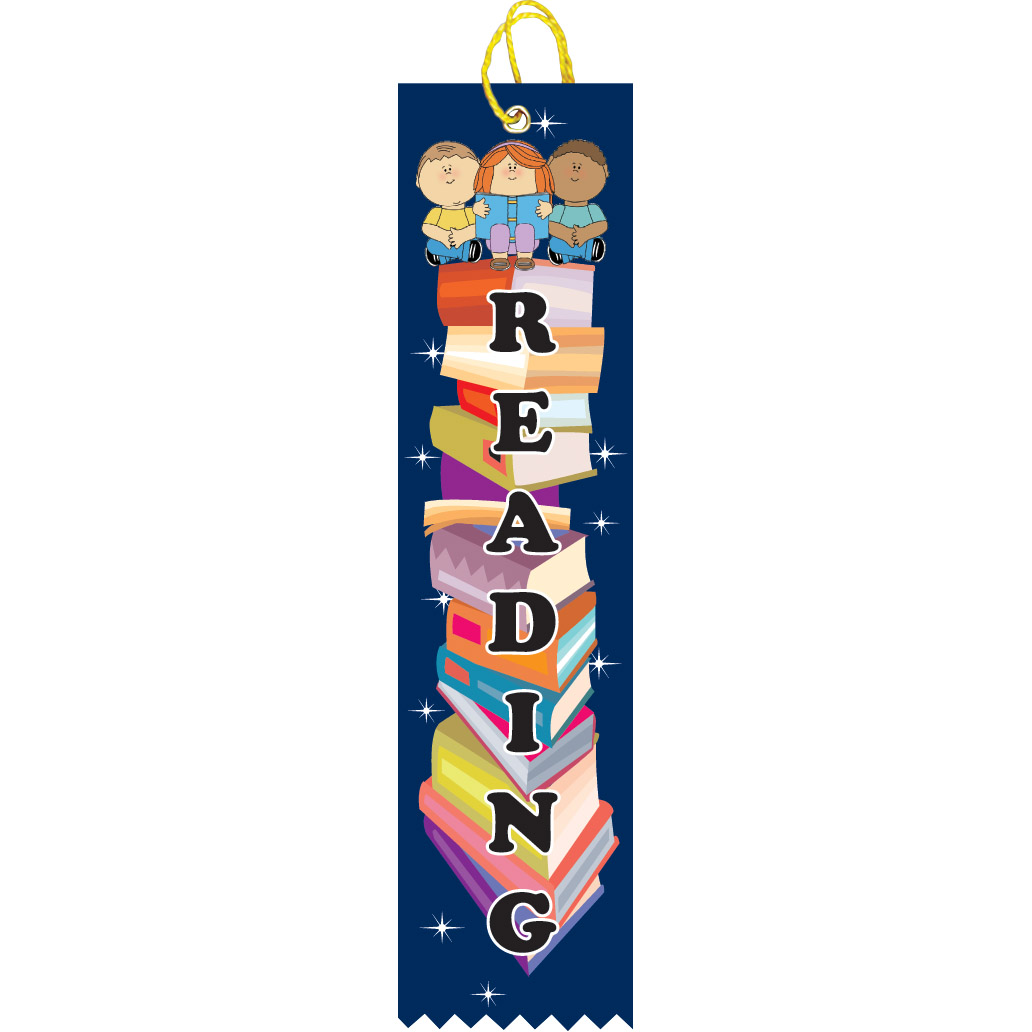 "2"" x 8"" Reading Ribbon"