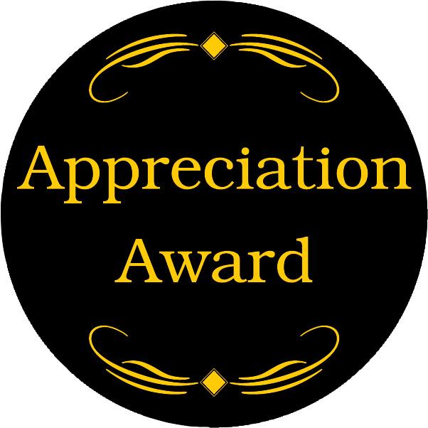 Appreciation Award Emblem