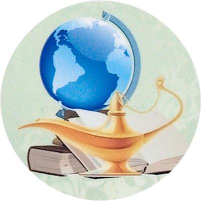 Lamp of Learning Emblem