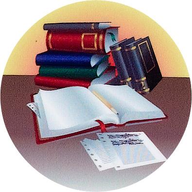 Literature Emblem