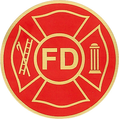 Fire Department Emblem