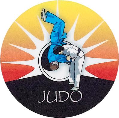 Judo Emblem