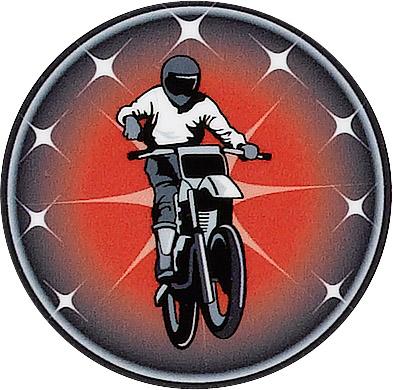 Dirt Bike Emblem