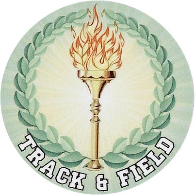 Track & Field Emblem
