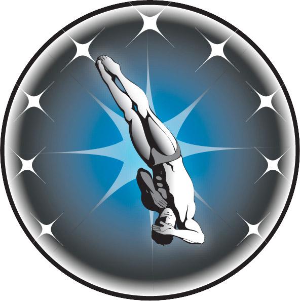 Male Diver Emblem