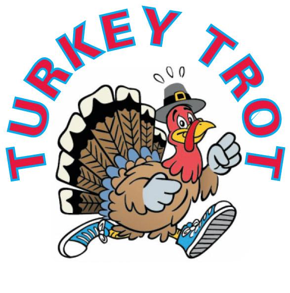Turkey Trot Emblem