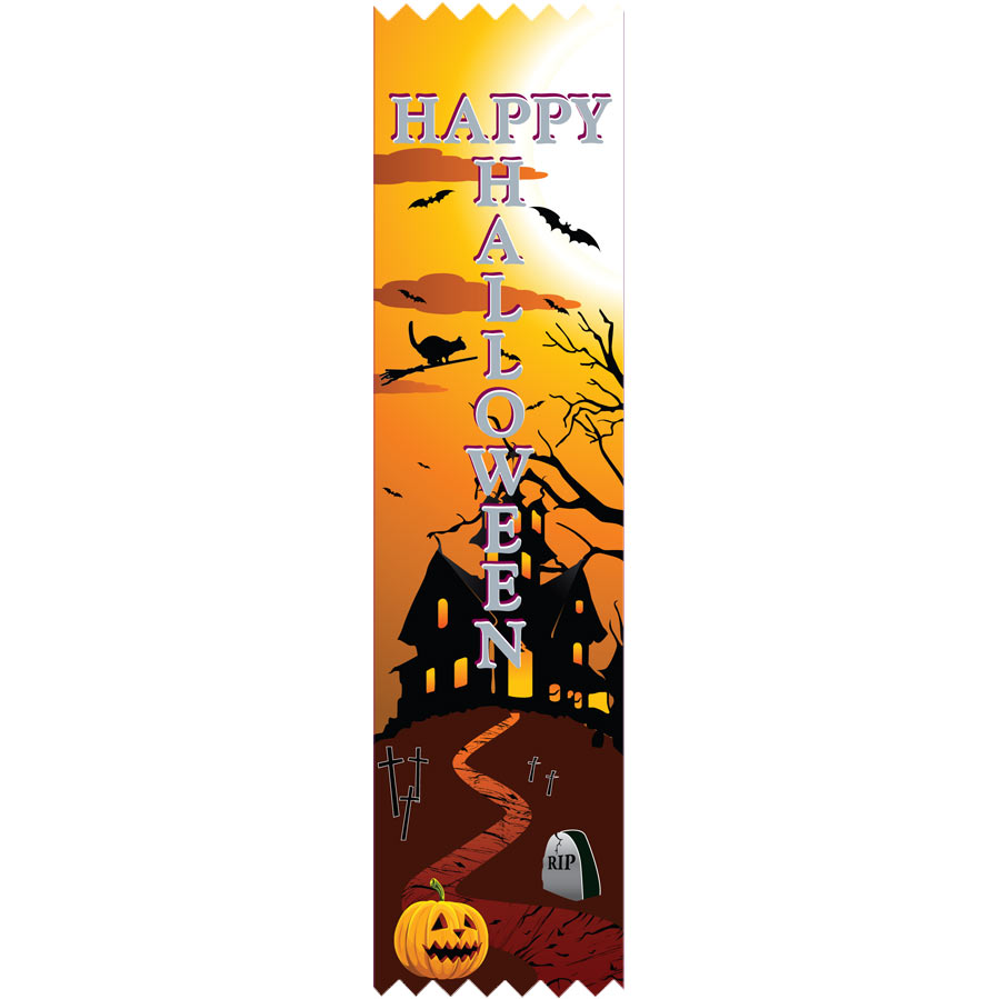 Halloween Celebration Ribbon