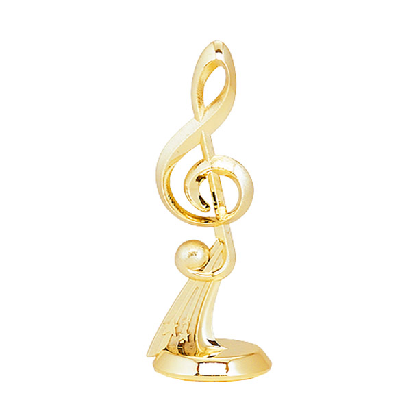 All Star Music Gold Trophy Figure