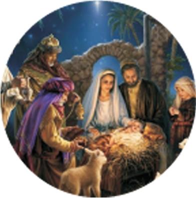 Nativity Emblem
