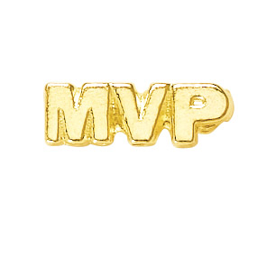 MVP Recognition Pin