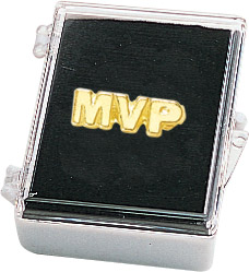 MVP Recognition Pin with Box
