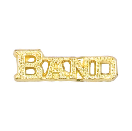 Band Recognition Pin