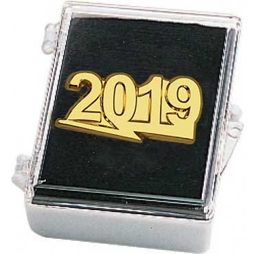 2019 Recognition Lapel Pin with Box