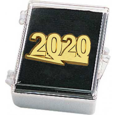 2020 Recognition Lapel Pin with Box