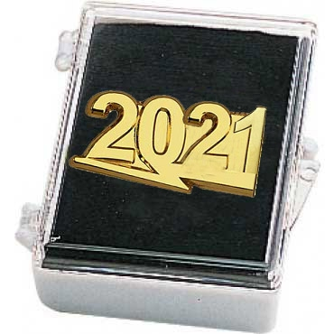 2021 Recognition Lapel Pin with Box