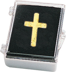 Cross Recognition Pin with Box
