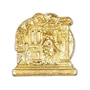 Debate Recognition Pin