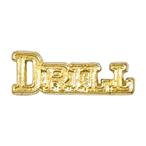 Drill Recognition Pin
