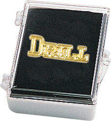 Drill Recognition Pin with Box