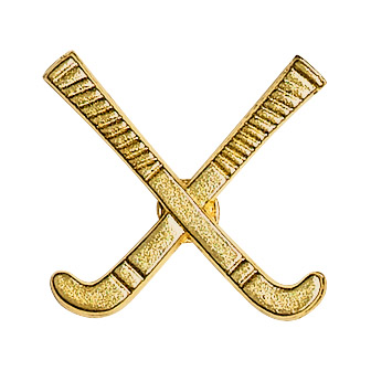 Field Hockey Recognition Pin