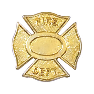 Fire Dept. Recognition Pin