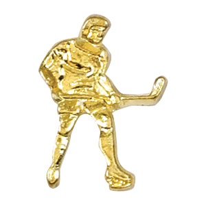 Hockey Recognition Pin