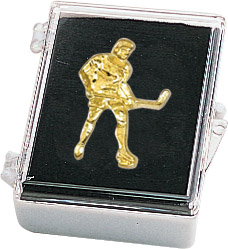 Hockey Recognition Pin with Box