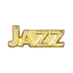 Jazz Recognition Pin