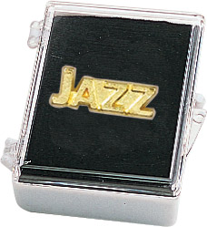 Jazz Recognition Pin with Box