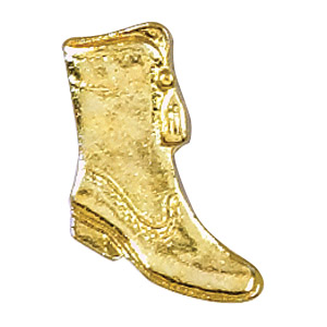 Majorette Boot Recognition pin