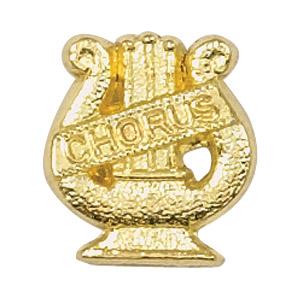 Music Chorus Recognition Pin