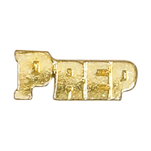 Prep Recognition Pin