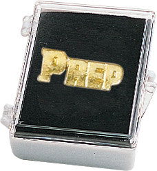 Prep Recognition Pin with Box