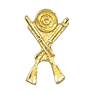 Rifles and Target Recognition Pin
