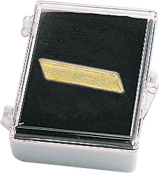 Service Bar Recognition Pin with Box