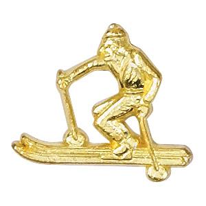 Ski-Male Recognition Pin