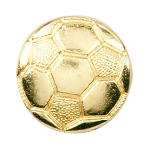 Soccer Recognition Pin
