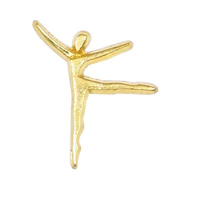 Ballerina Recognition Pin