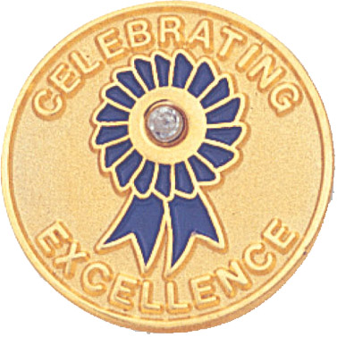 Celebrating Excellence Recognition Pin