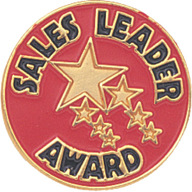 Sales Leader Recognition Pin