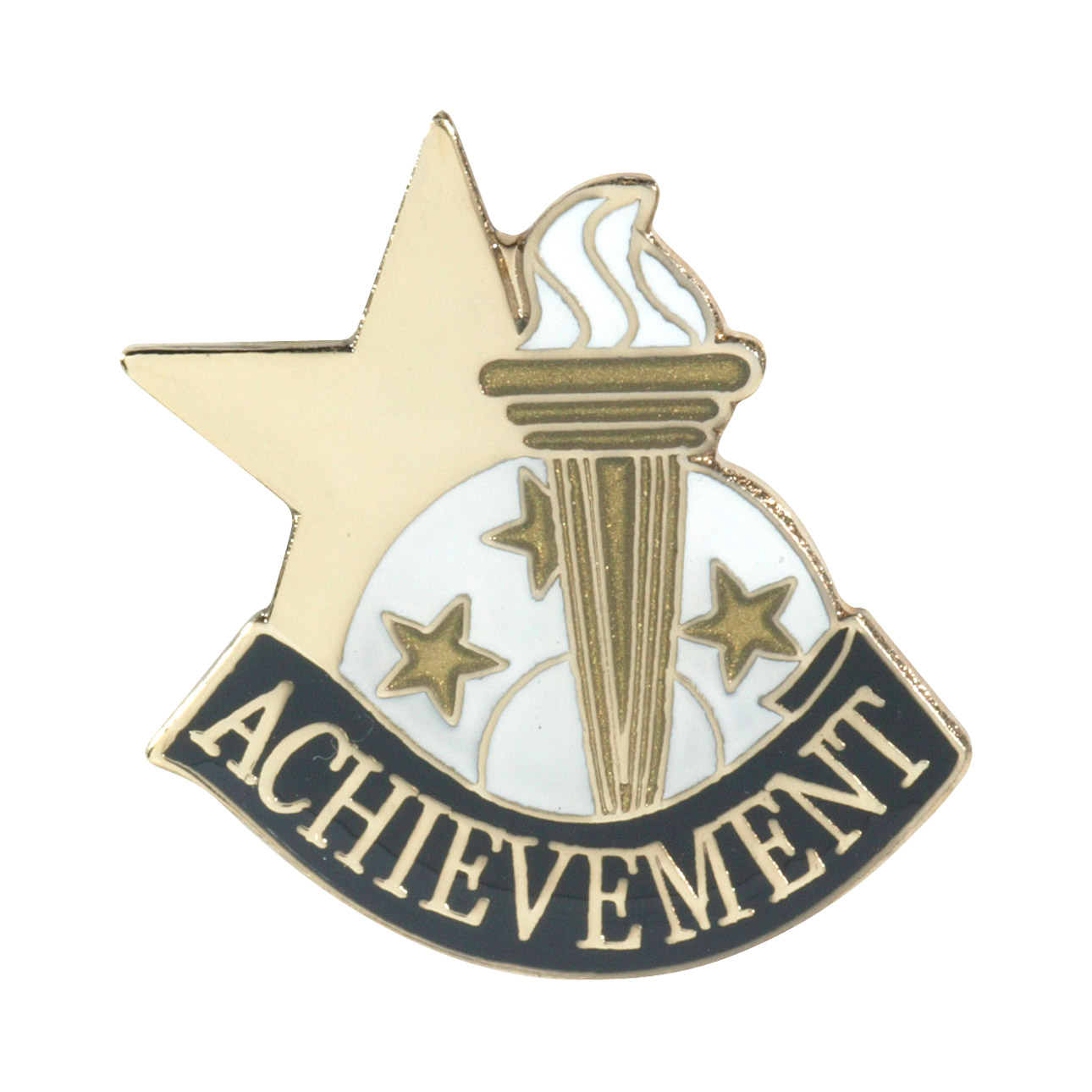 Achievement Recognition Pin with Box