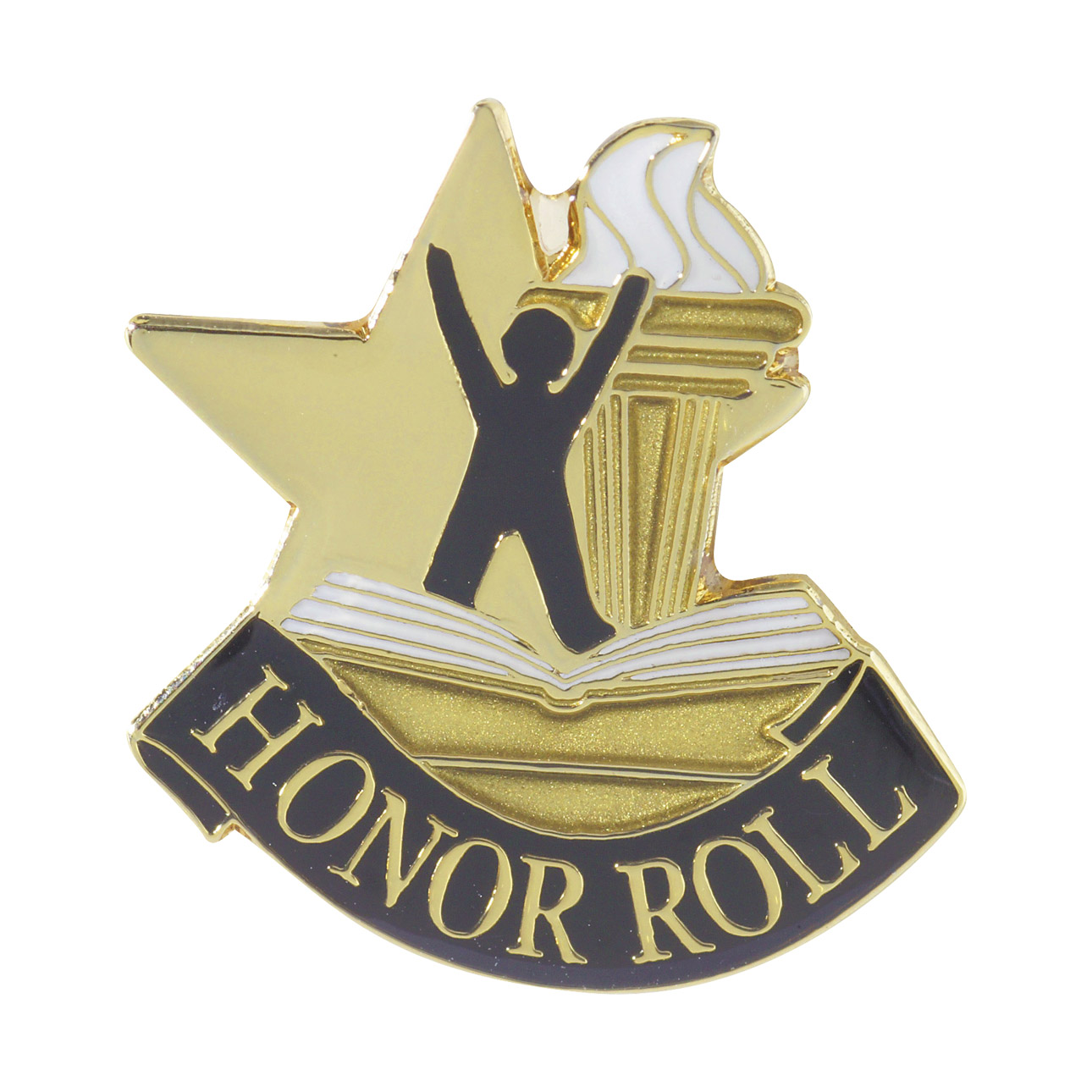 Honor Roll Recognition Pin with Box