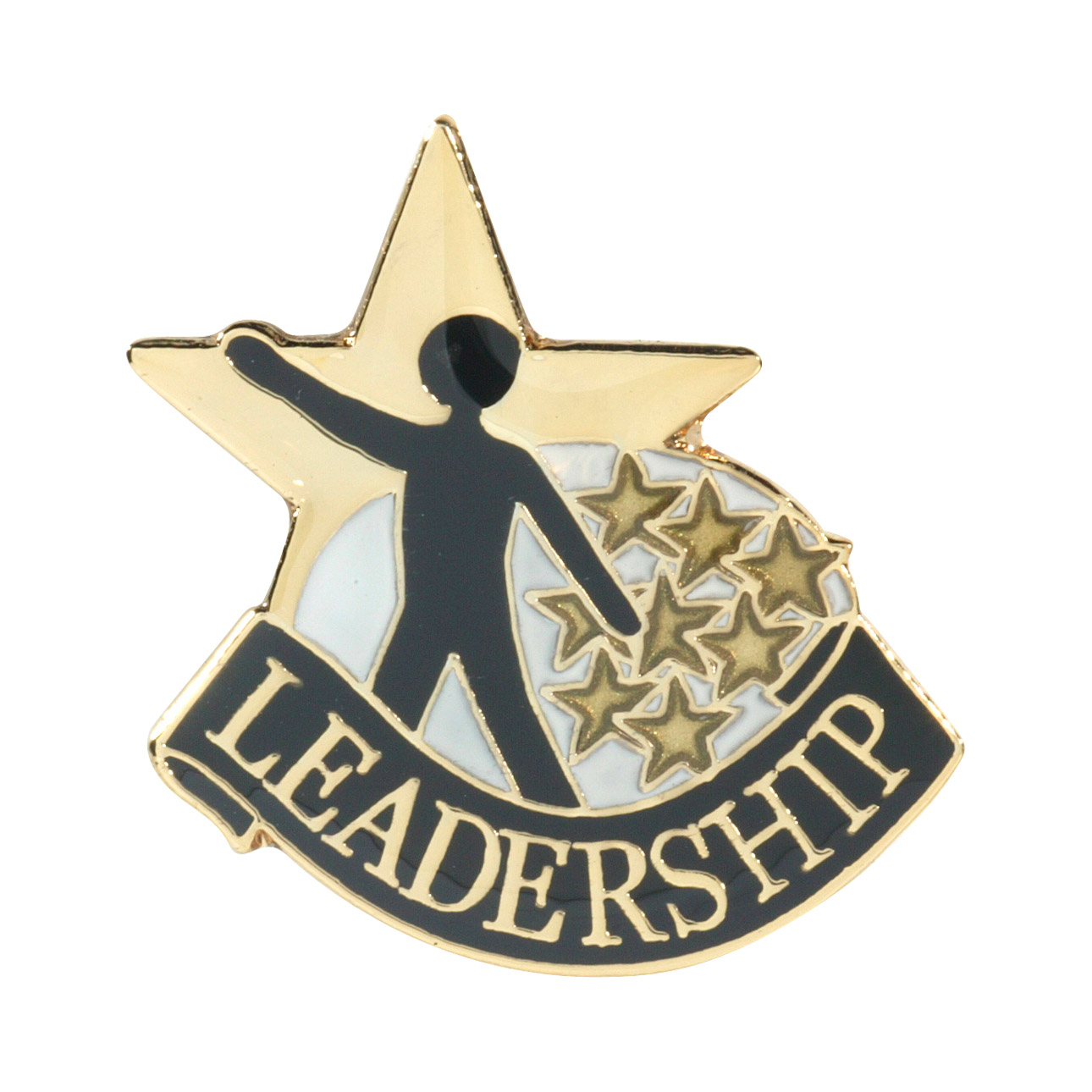 Leadership Recognition Pin with Box