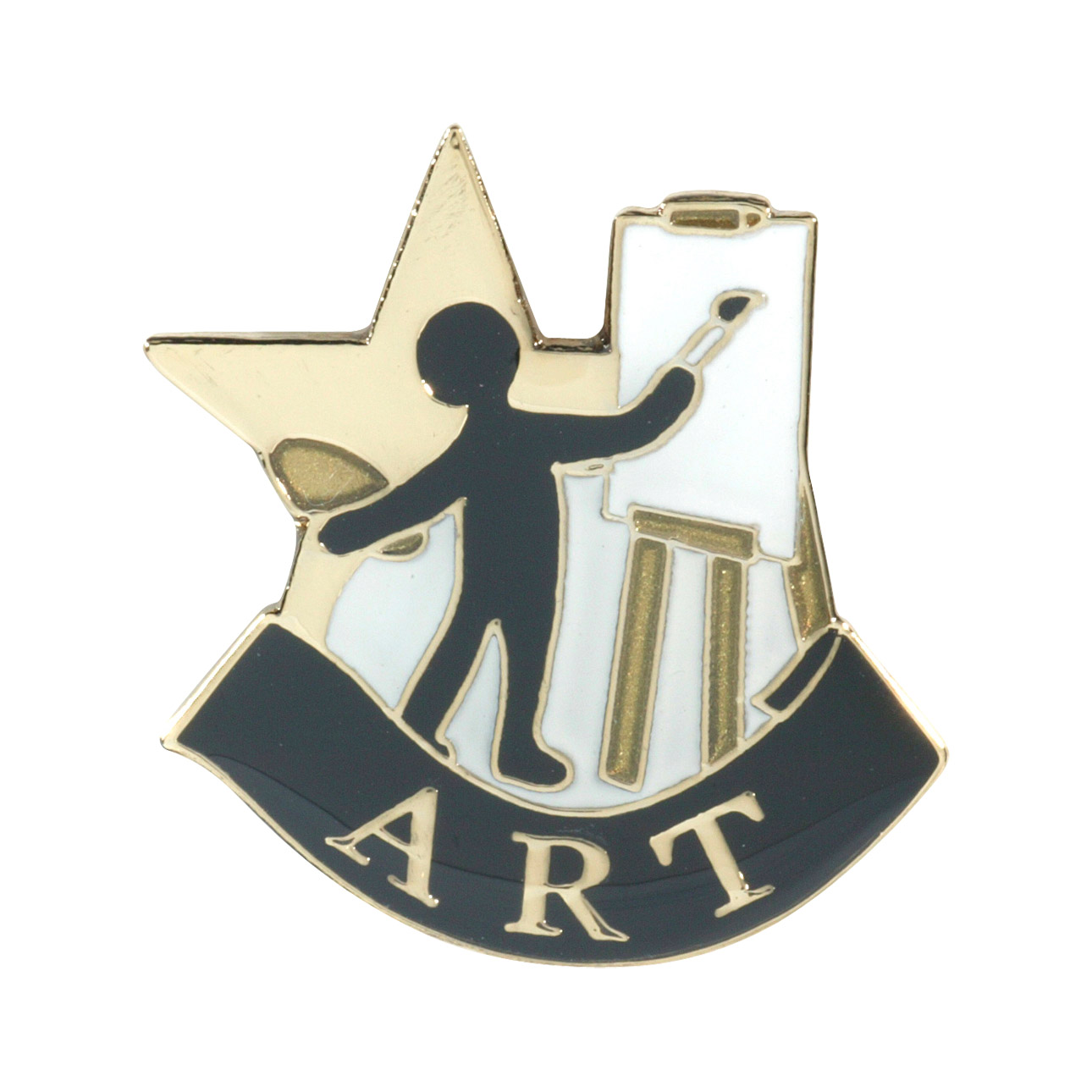 Art Recognition Pin with Box