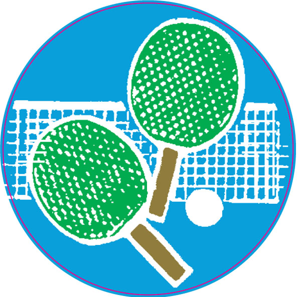 Ping Pong Emblem