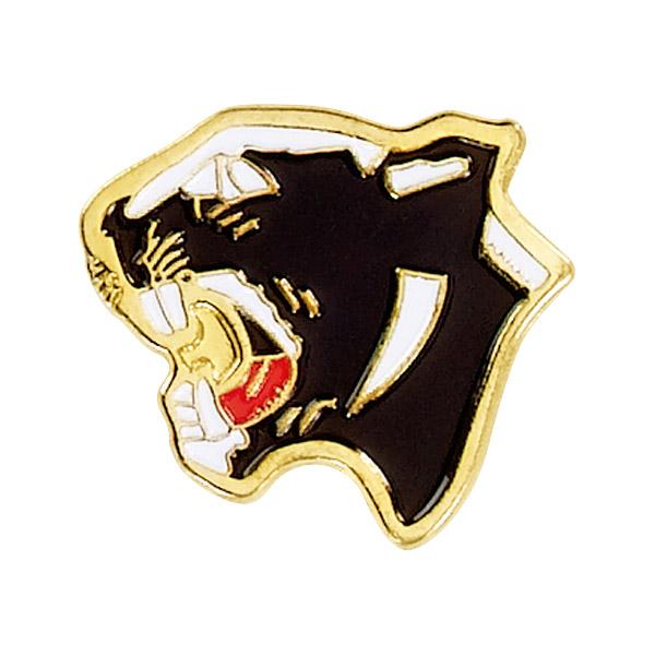 Panther Mascot Pin