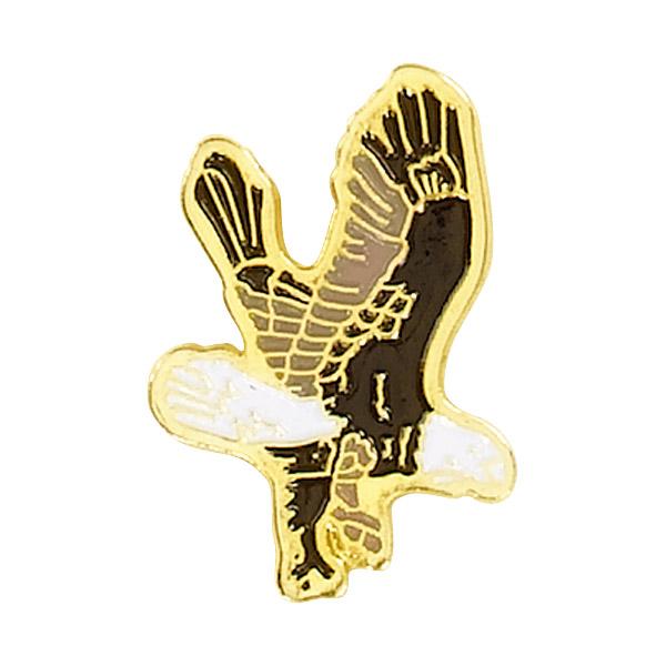 Falcon Mascot Pin