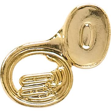 Sousaphone Recognition Pin